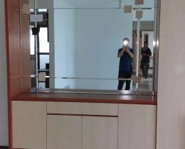 Clear Beveled Edge Mirror supplier singapore